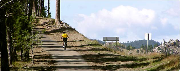 Custer State Park Bicycle Trails Custer Sd Our Work