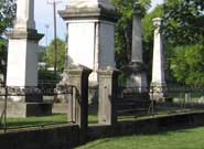 Historic Preservation at Nashville Cemetery