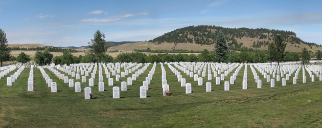 Black Hills National Cemetery Our Work Content